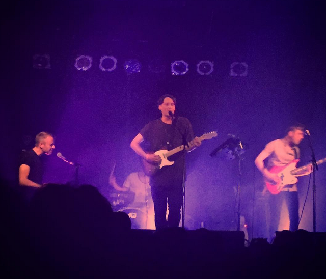 The Zolas at Lee's Palace (March 24, 2016)