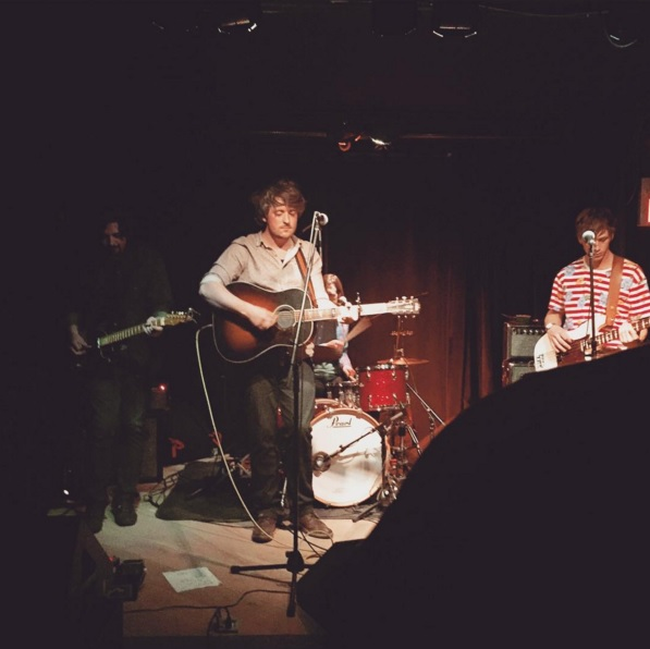 Last Saturday at The Burdock
