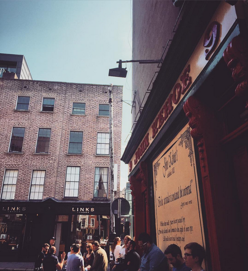 Kehoe's, Dublin!