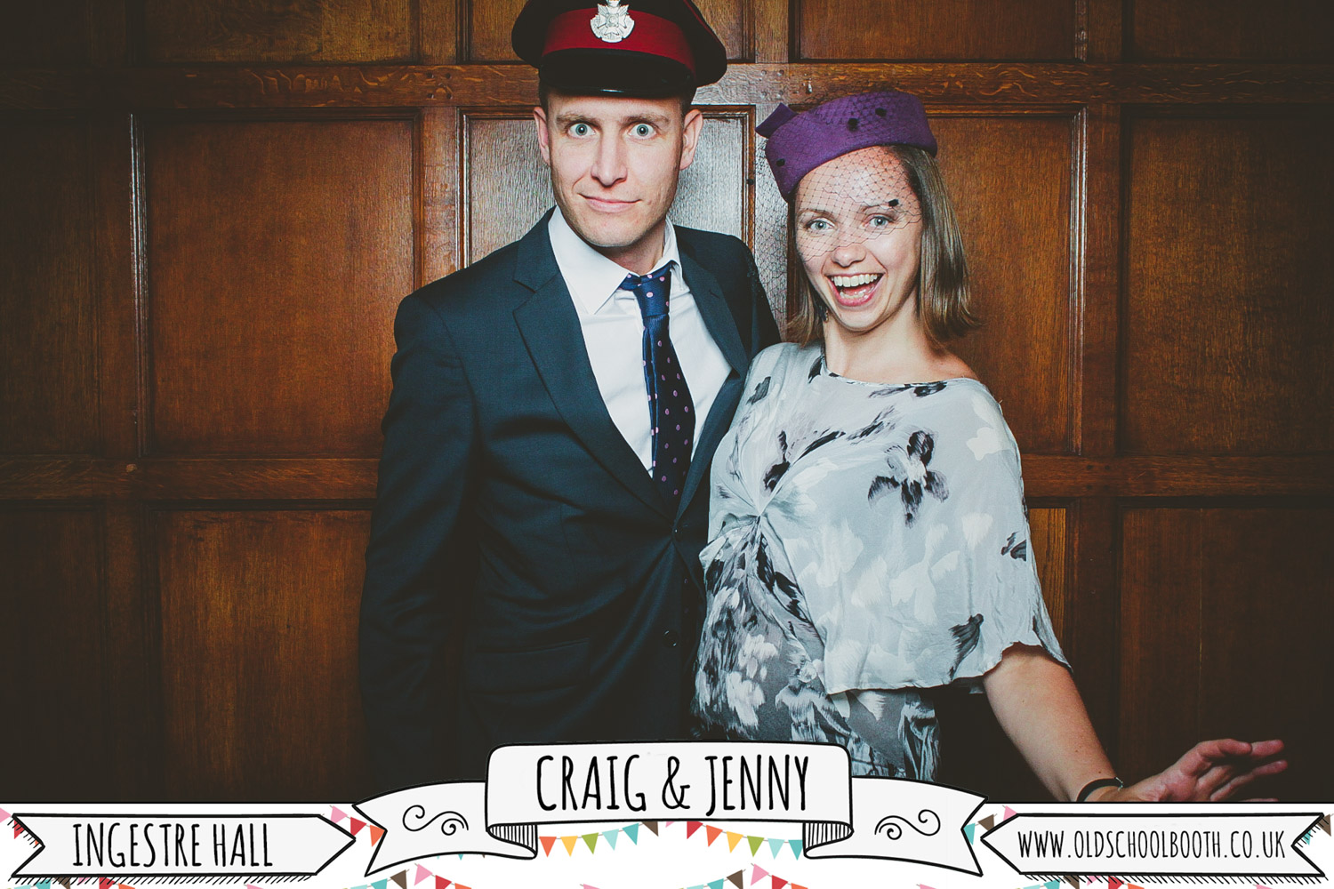 ingestre hall photo booth
