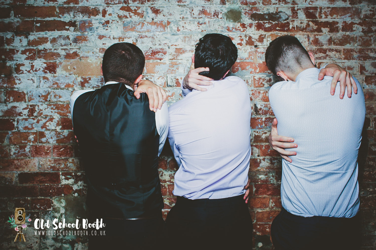 west mill wedding photo booth