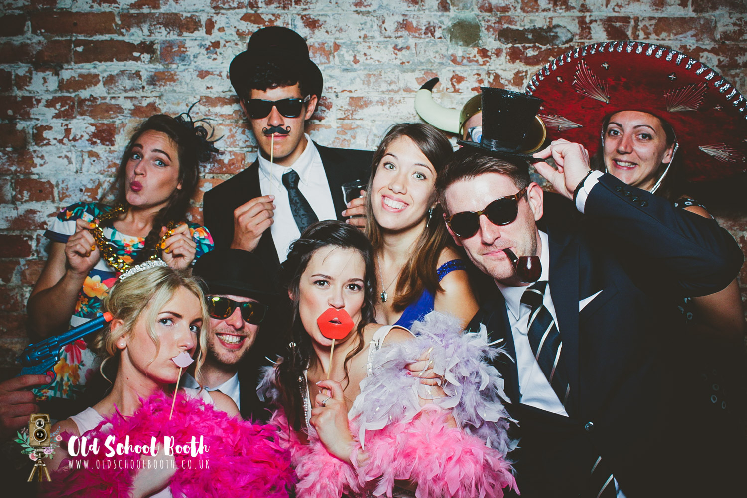west mill vintage photo booth