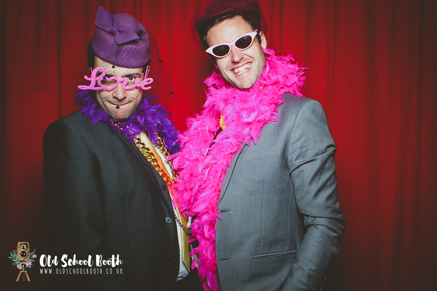 yorkshire wedding photo booth