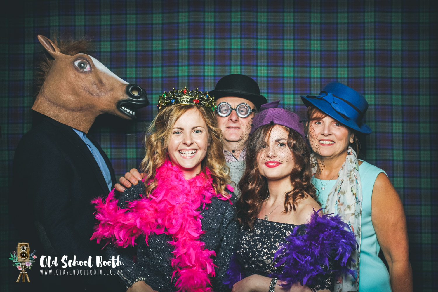 tipi photo booth