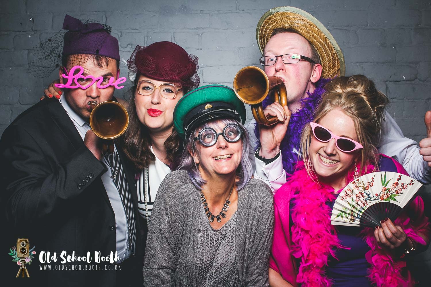 vintage photo booth manchester