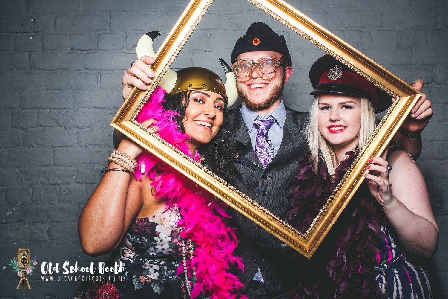 vintage photo booth nottingham
