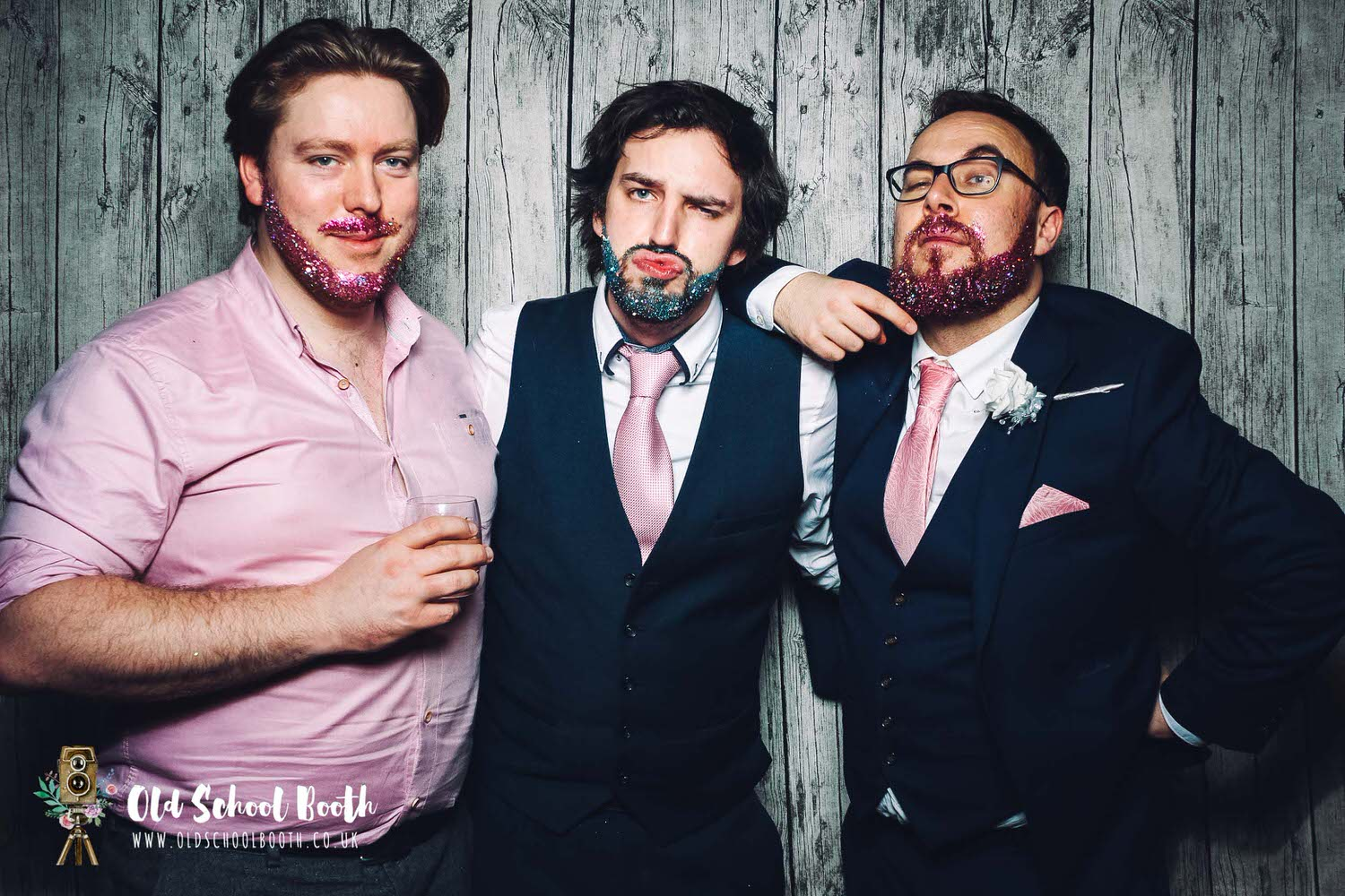 retro photo booth hire