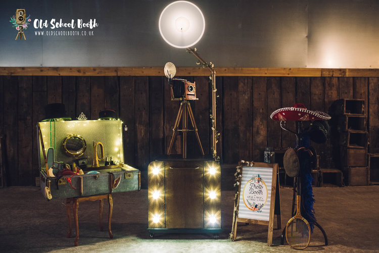 best vintage photo booth hire