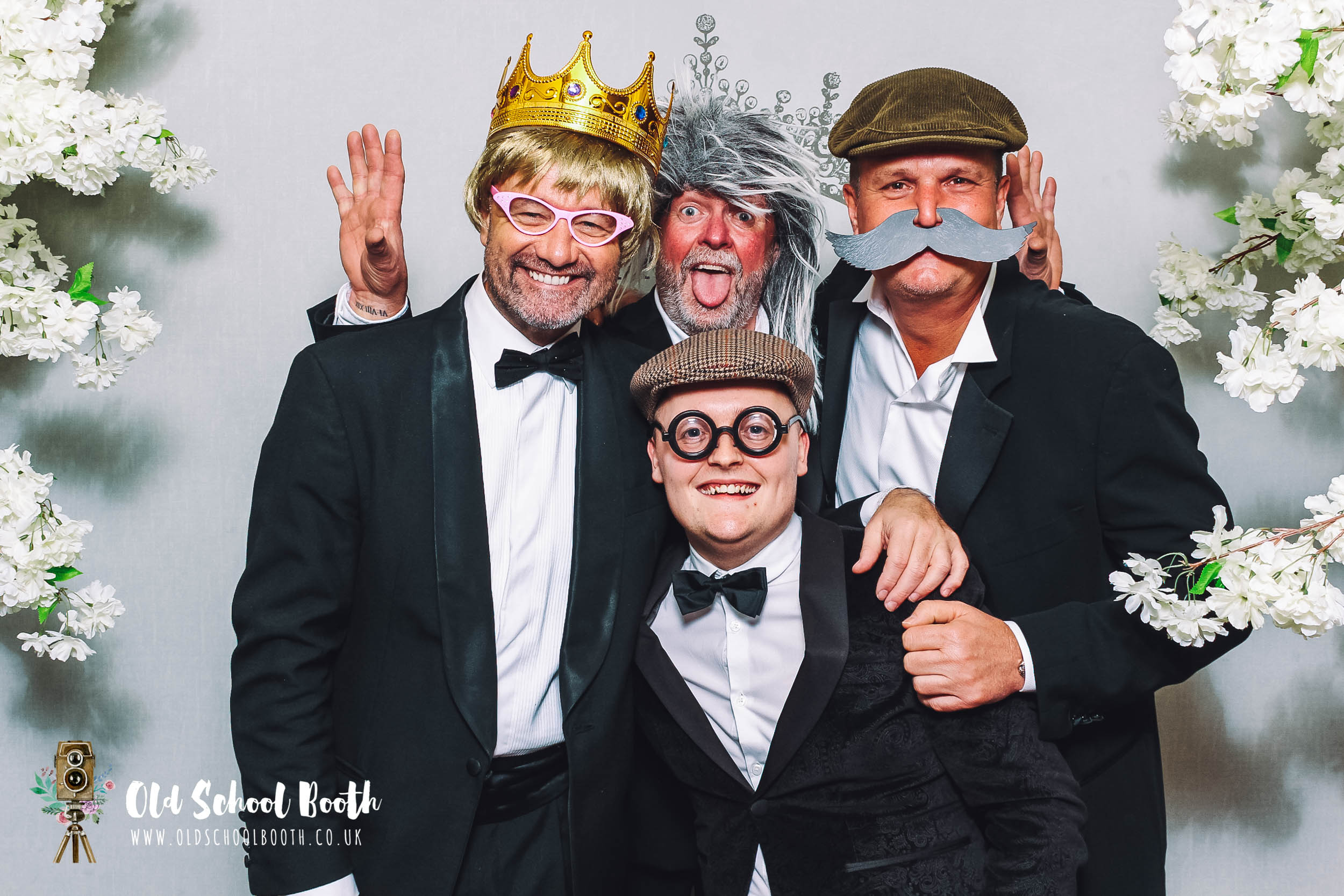 charity ball photo booth