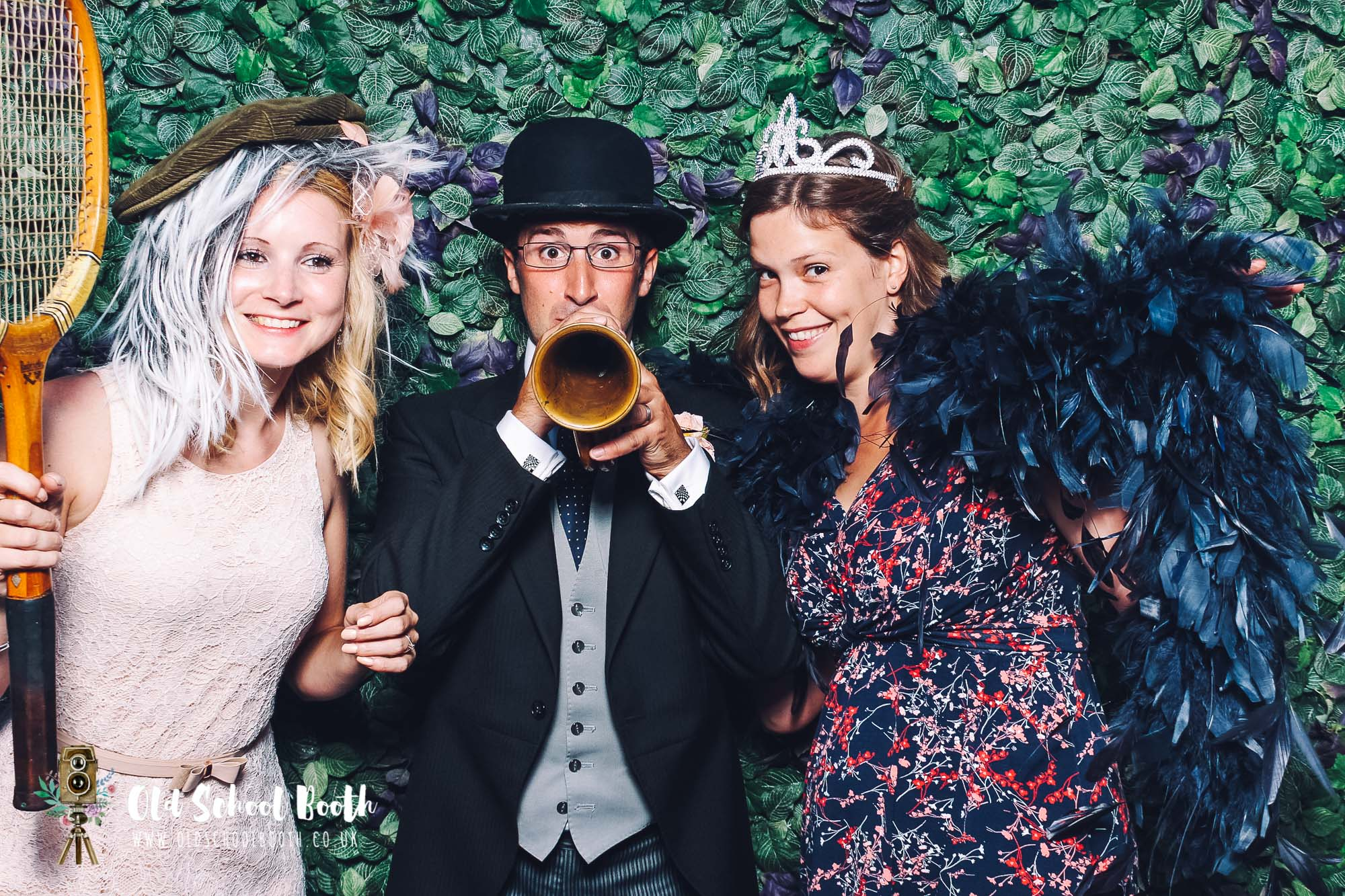 vintage photo booth Lincolnshire