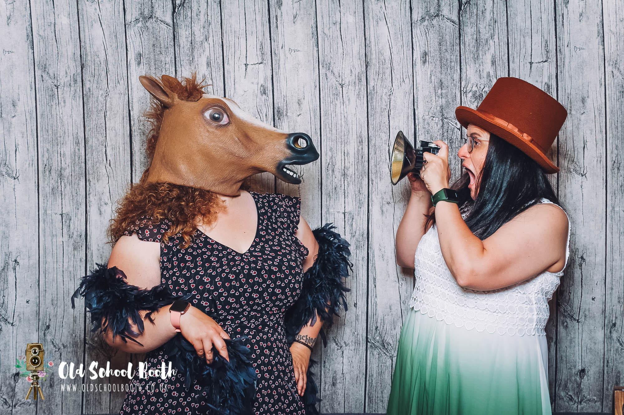 cheshire luxury photo booth