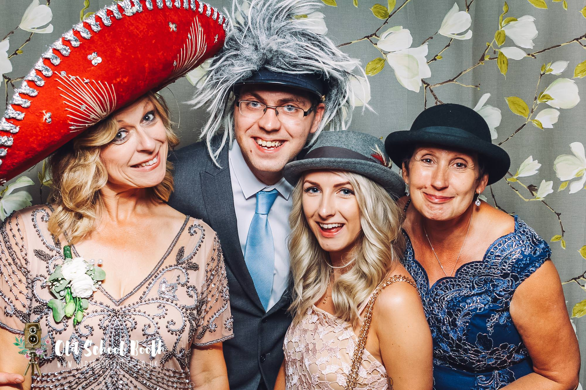 luxury photo booth lincolnshire