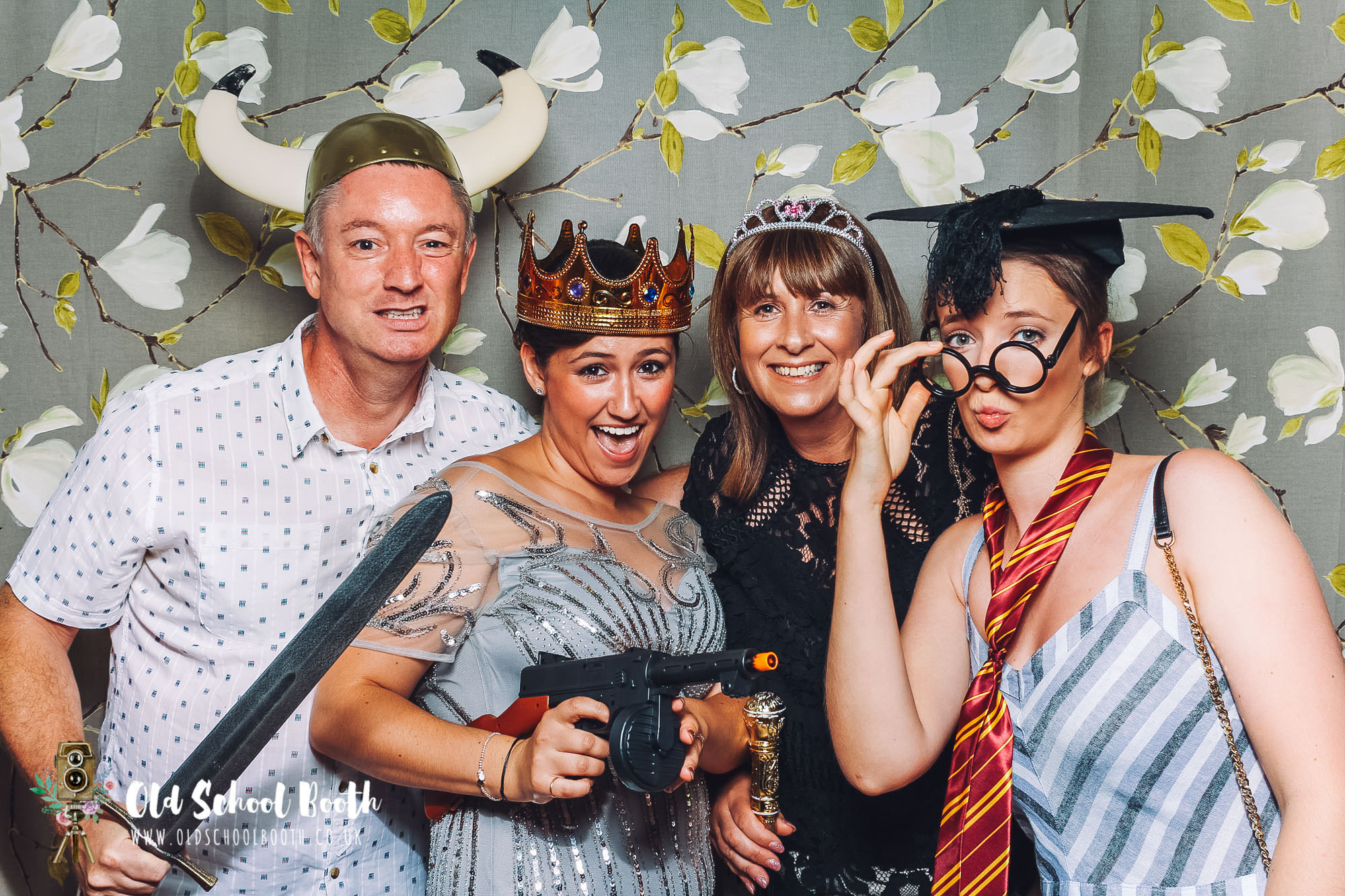 Wedding photo booth lincolnshire