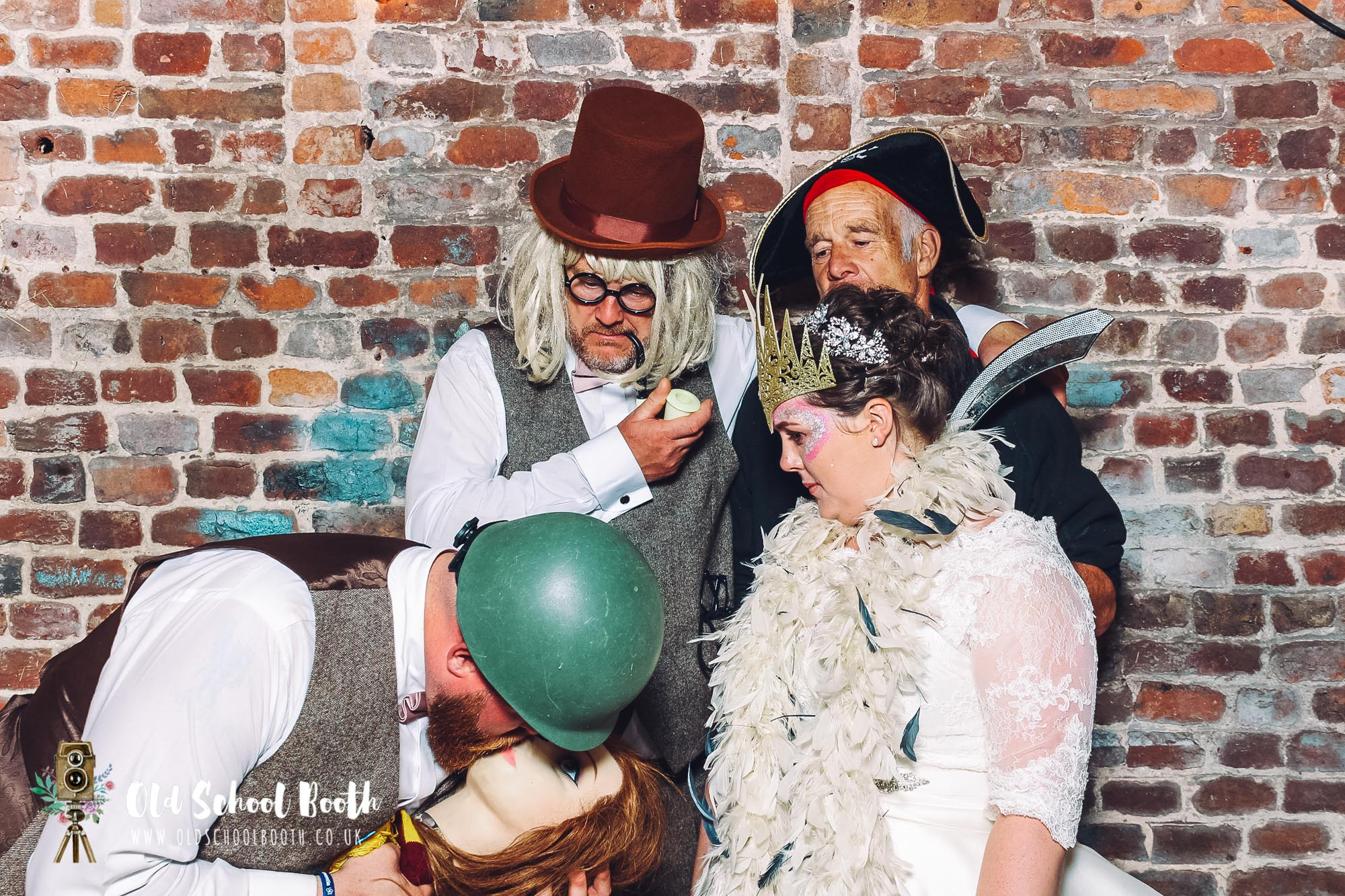 rustic photo booth cheshire