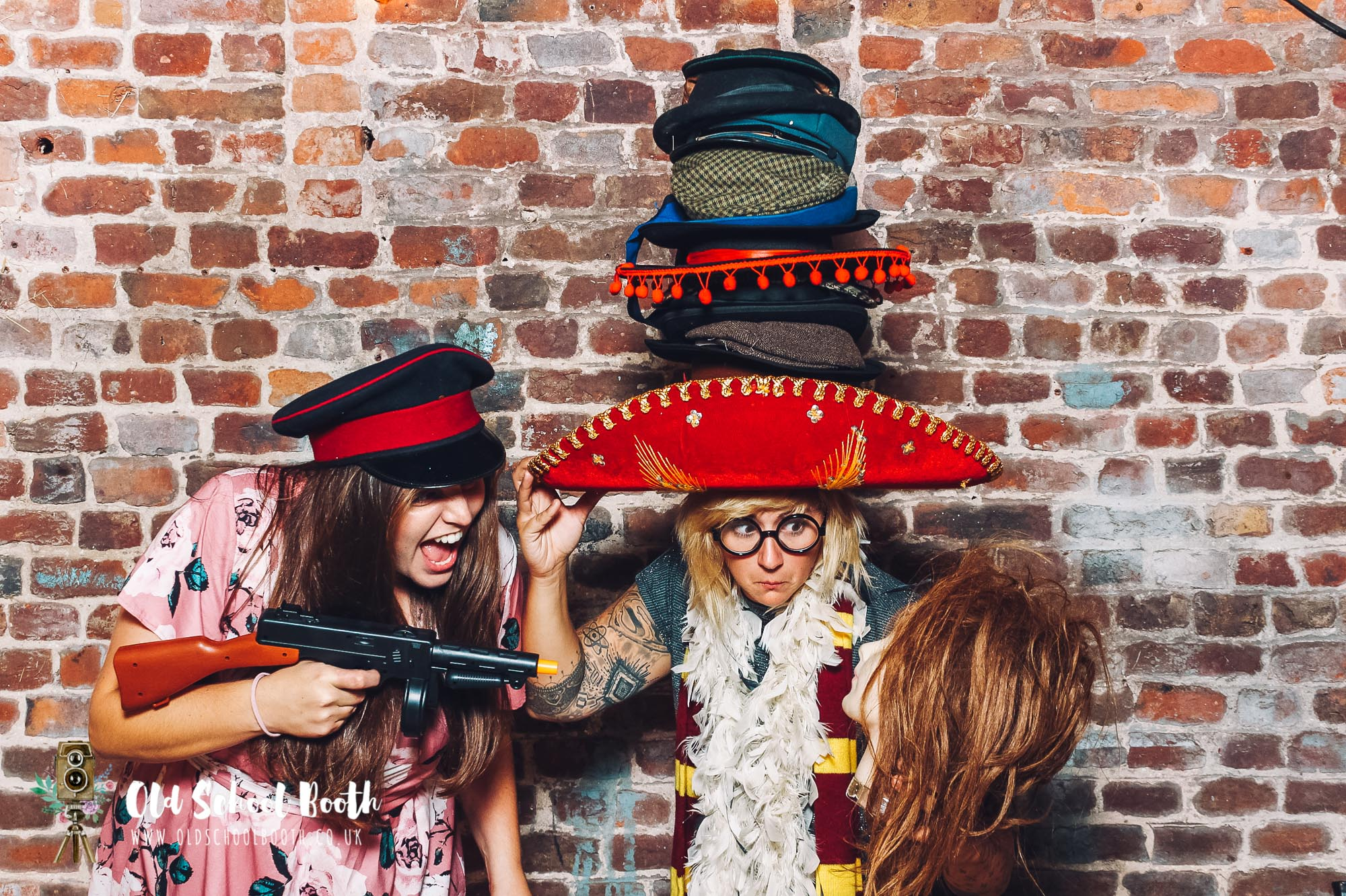 Vintage Photo Booth Cheshire