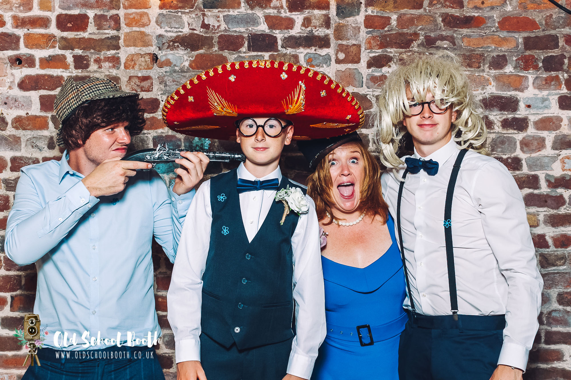 east midlands vintage photo booth