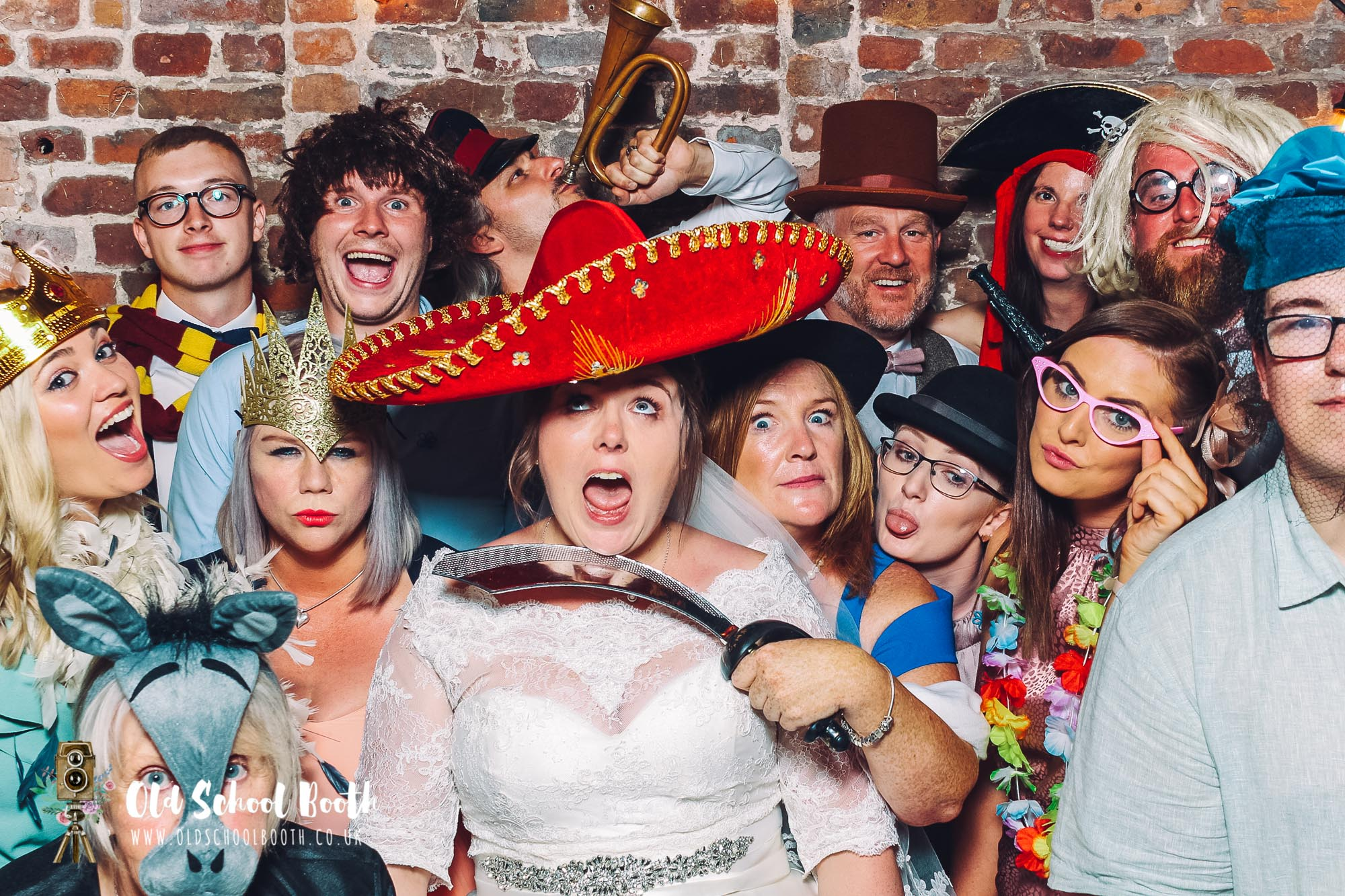 vintage photo booth hire
