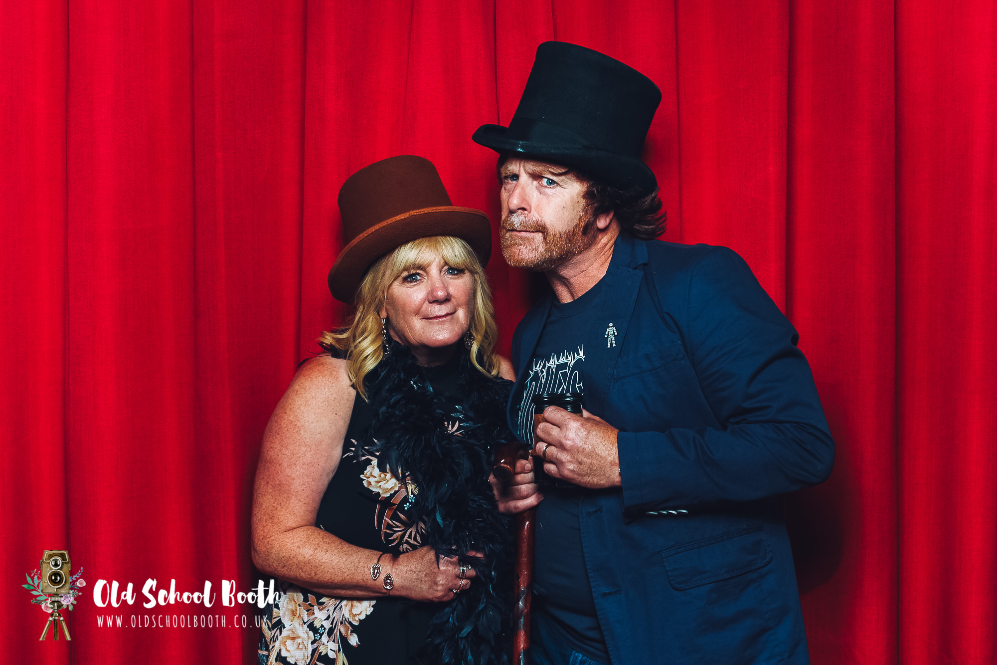 vintage photo booth hire nottinghamshire