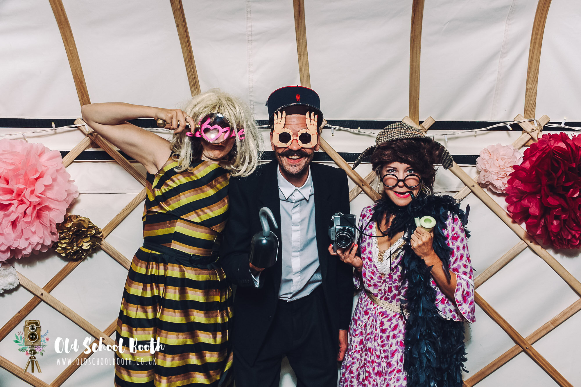 yurt wedding nottinghamshire