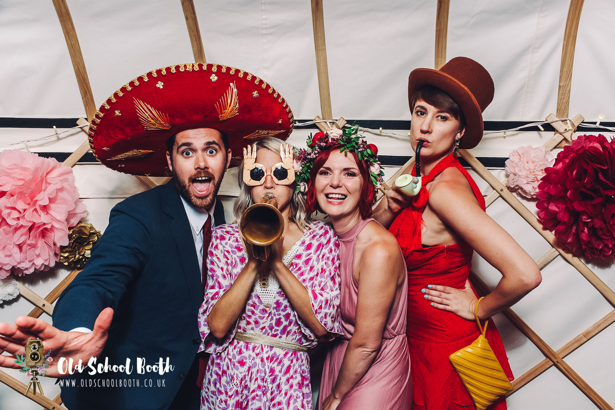 Yurt wedding derbyshire