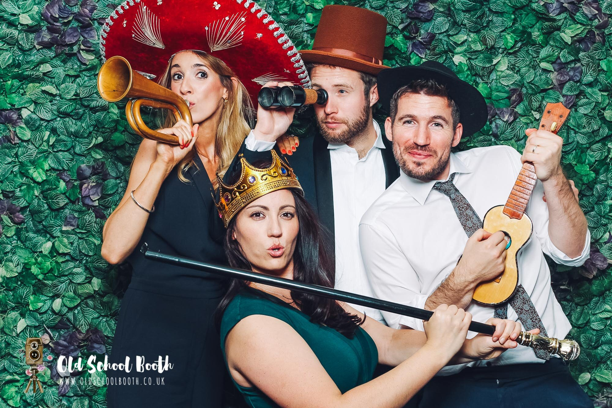 Charming Photo Booth Derbyshire