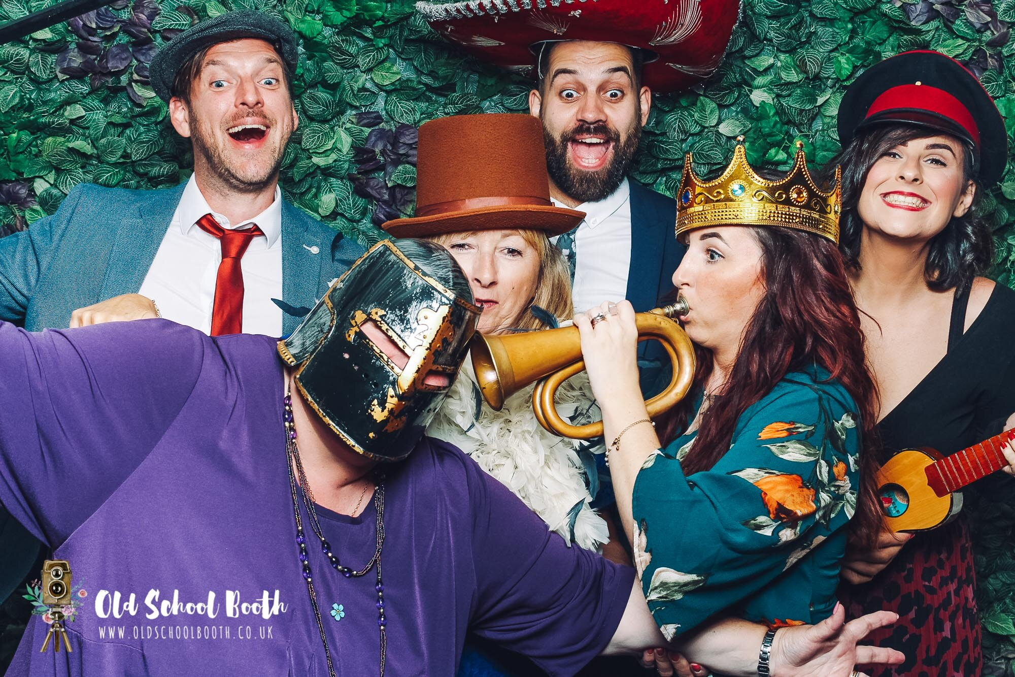 Cheshire Vintage Photo Booth