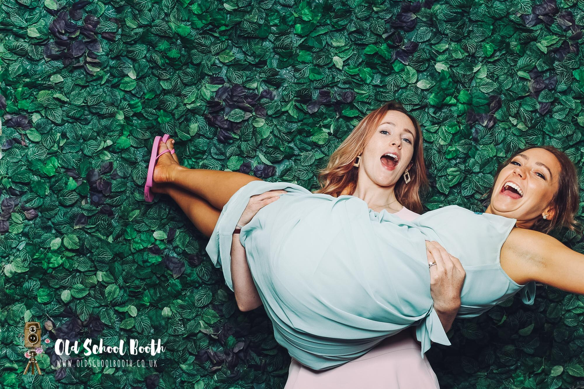Cheshire Best Luxury Photo Booth Hire
