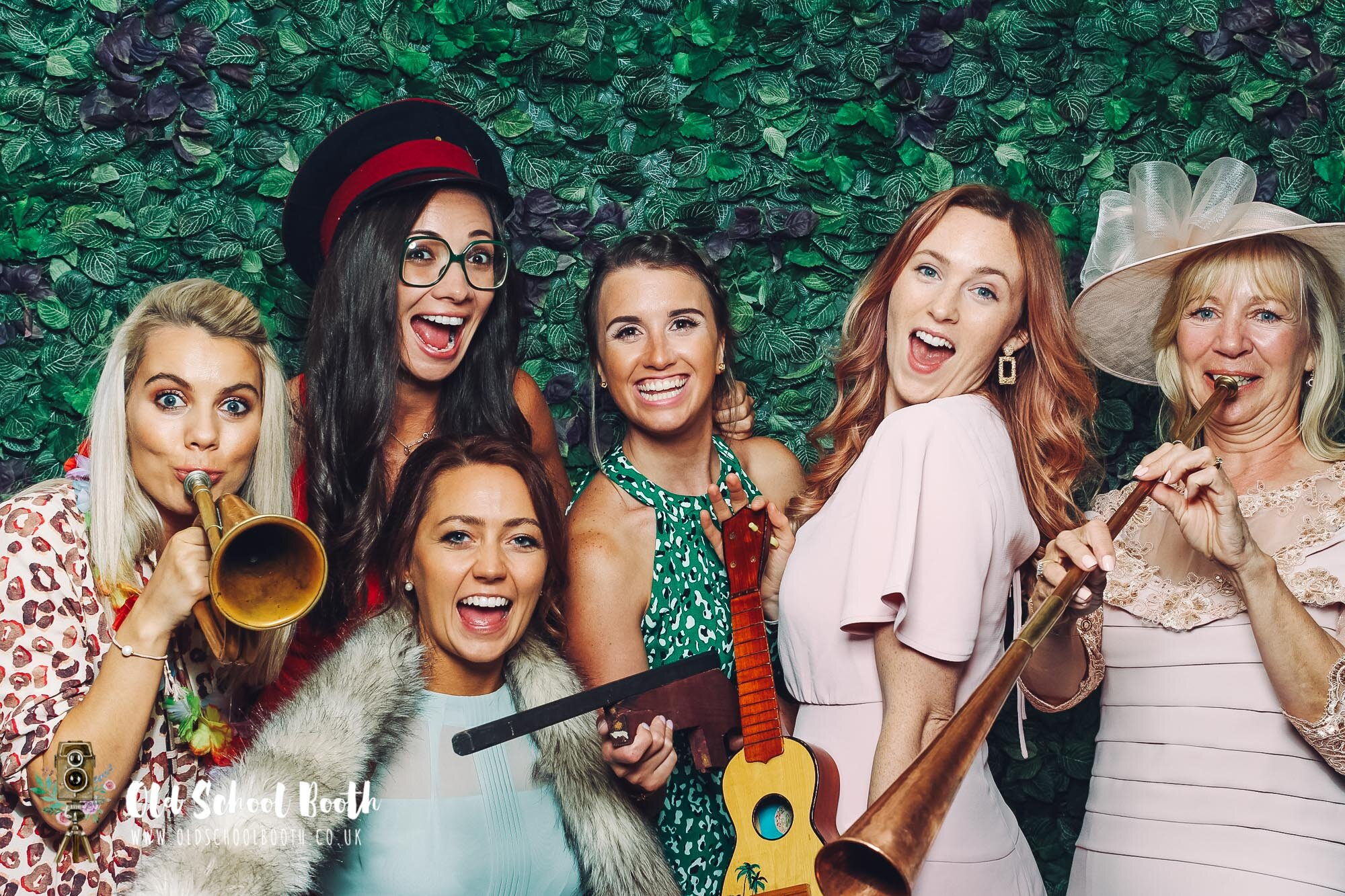 Amazing Vintage Photo Booth Hire