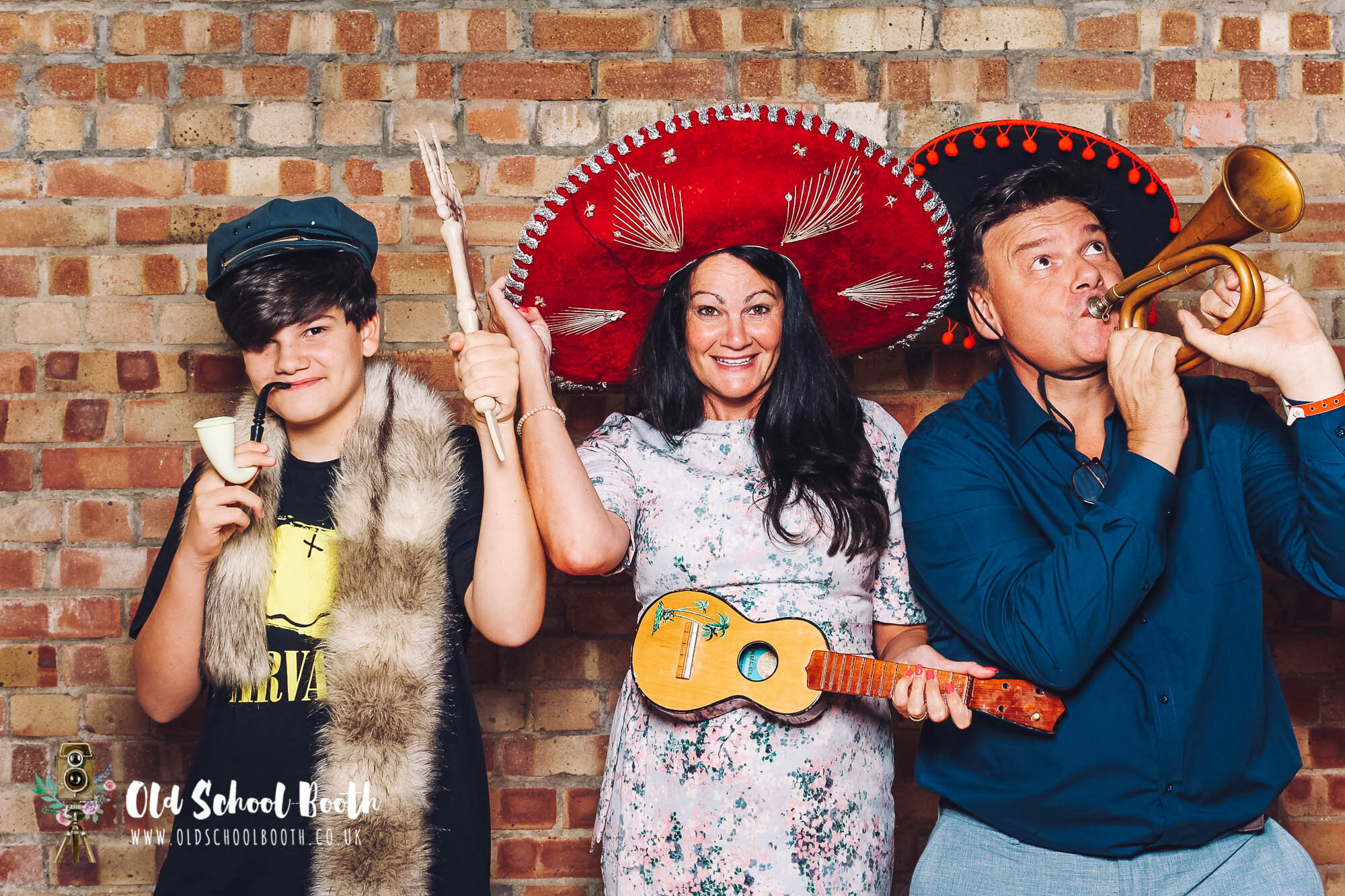 Vintage Photo Booth Hire Yorkshire
