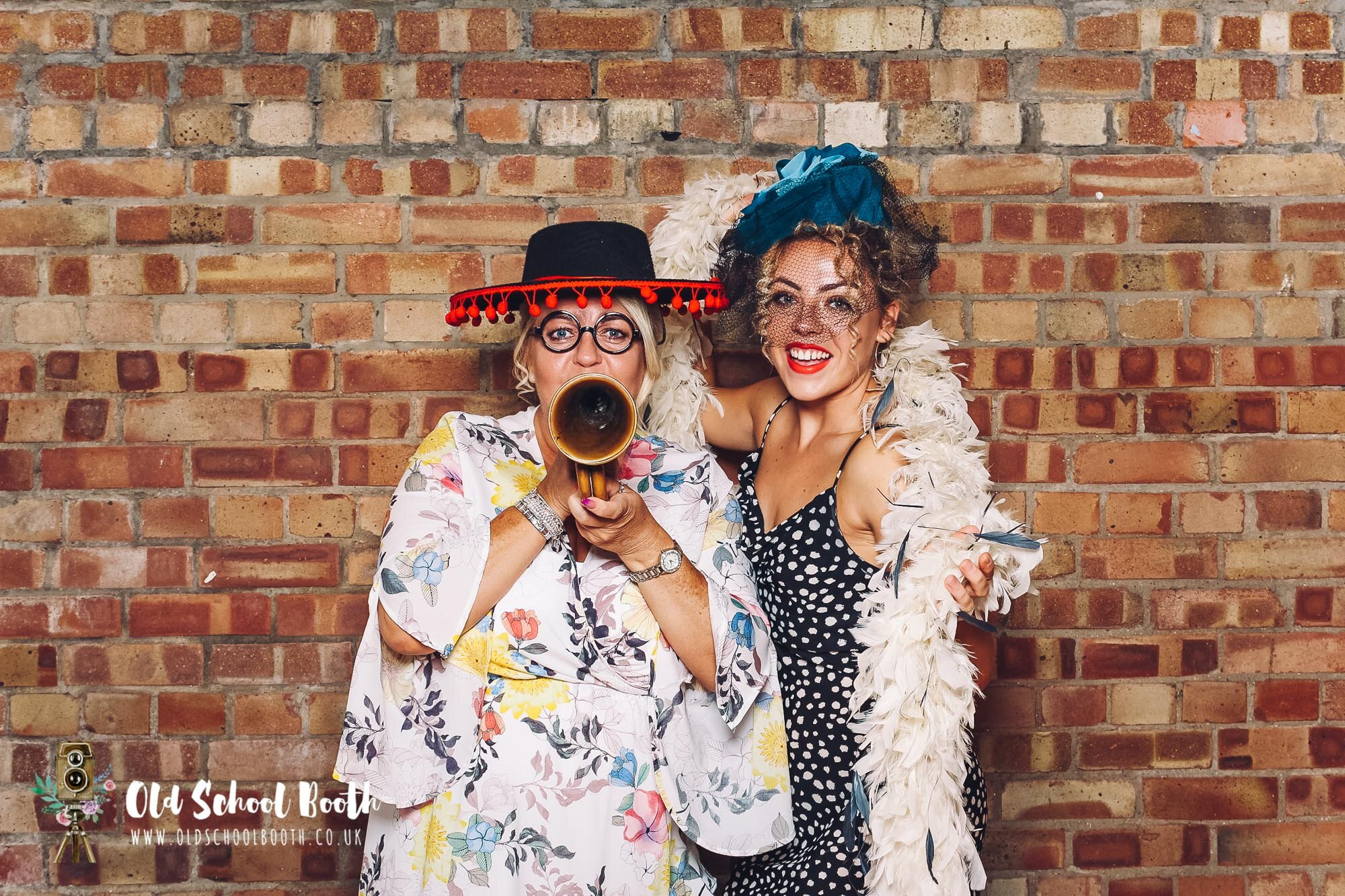 Vintage Photo Booth Hire UK