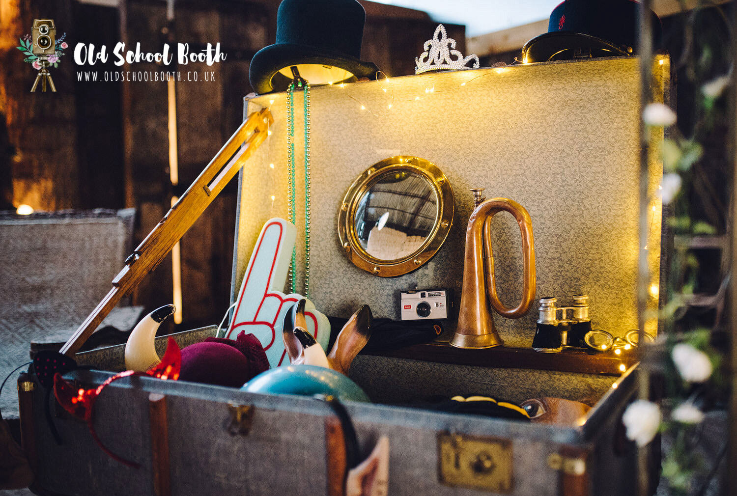 vintage photo booth hire midlands