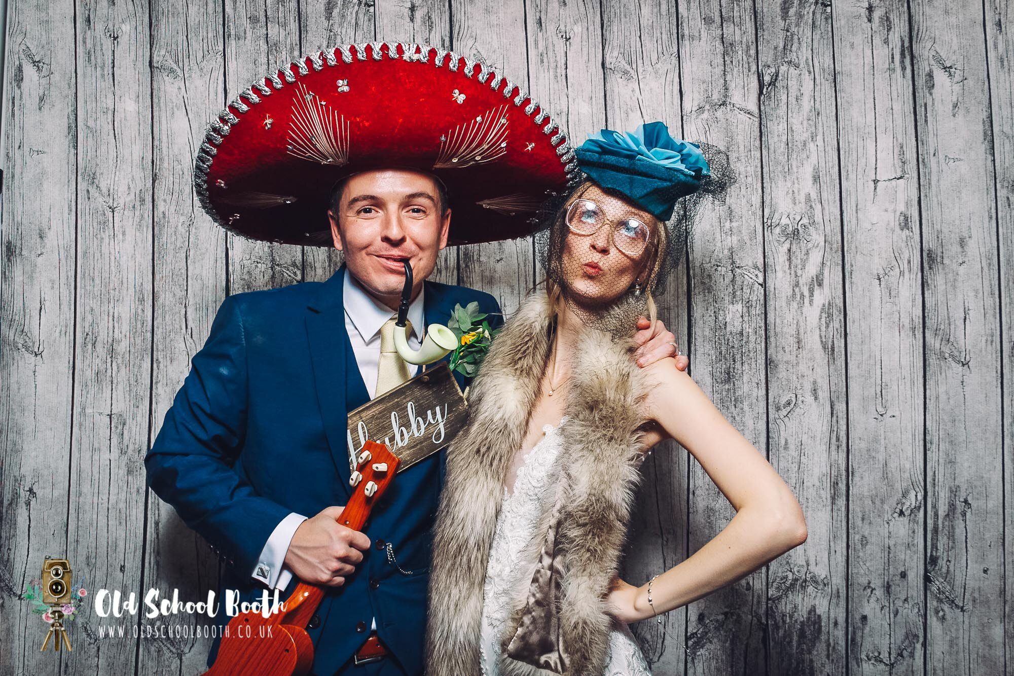 Nunsmere Hall Photo Booth Hire