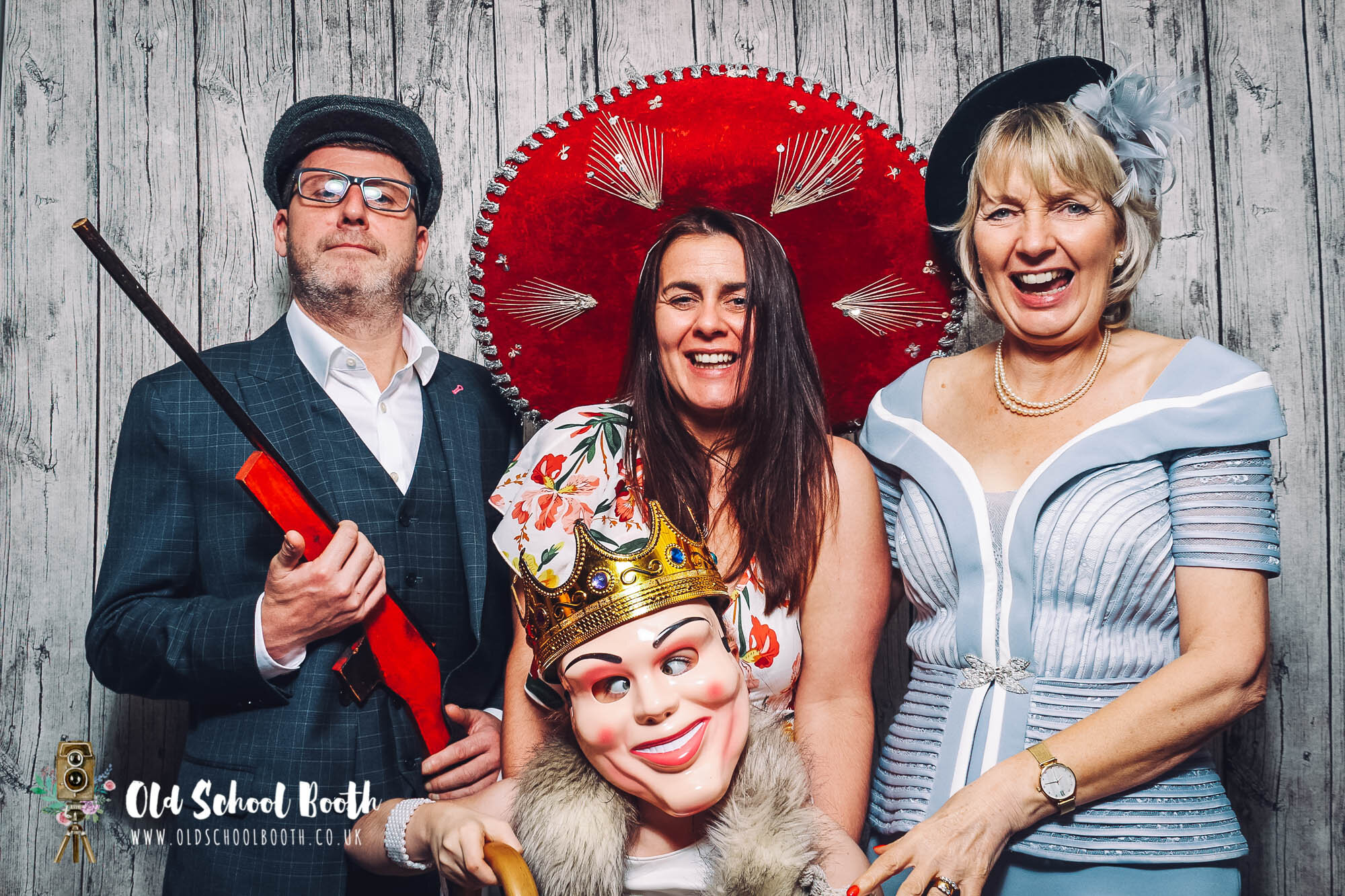 Best Vintage Photo Booth Hire UK