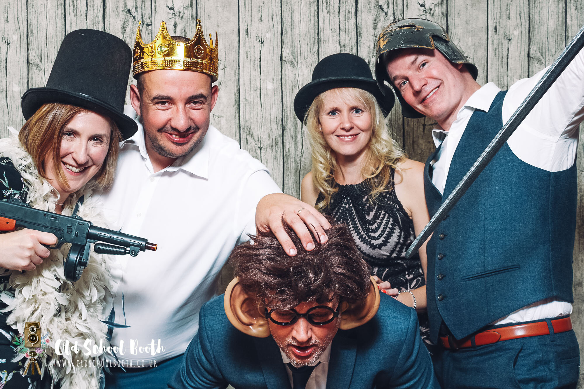 Goldsborough hall yorkshire photo booth hire