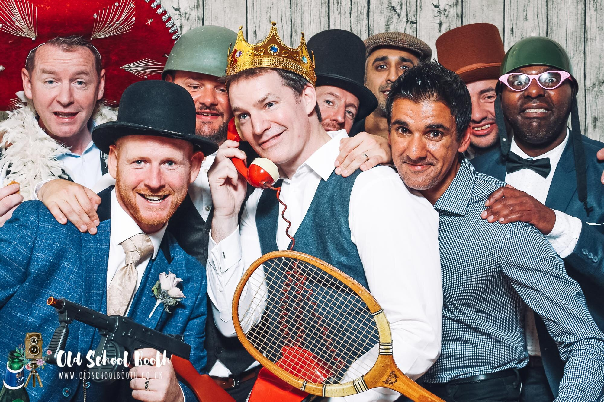 UK Best Photo Booth hire Yorkshire