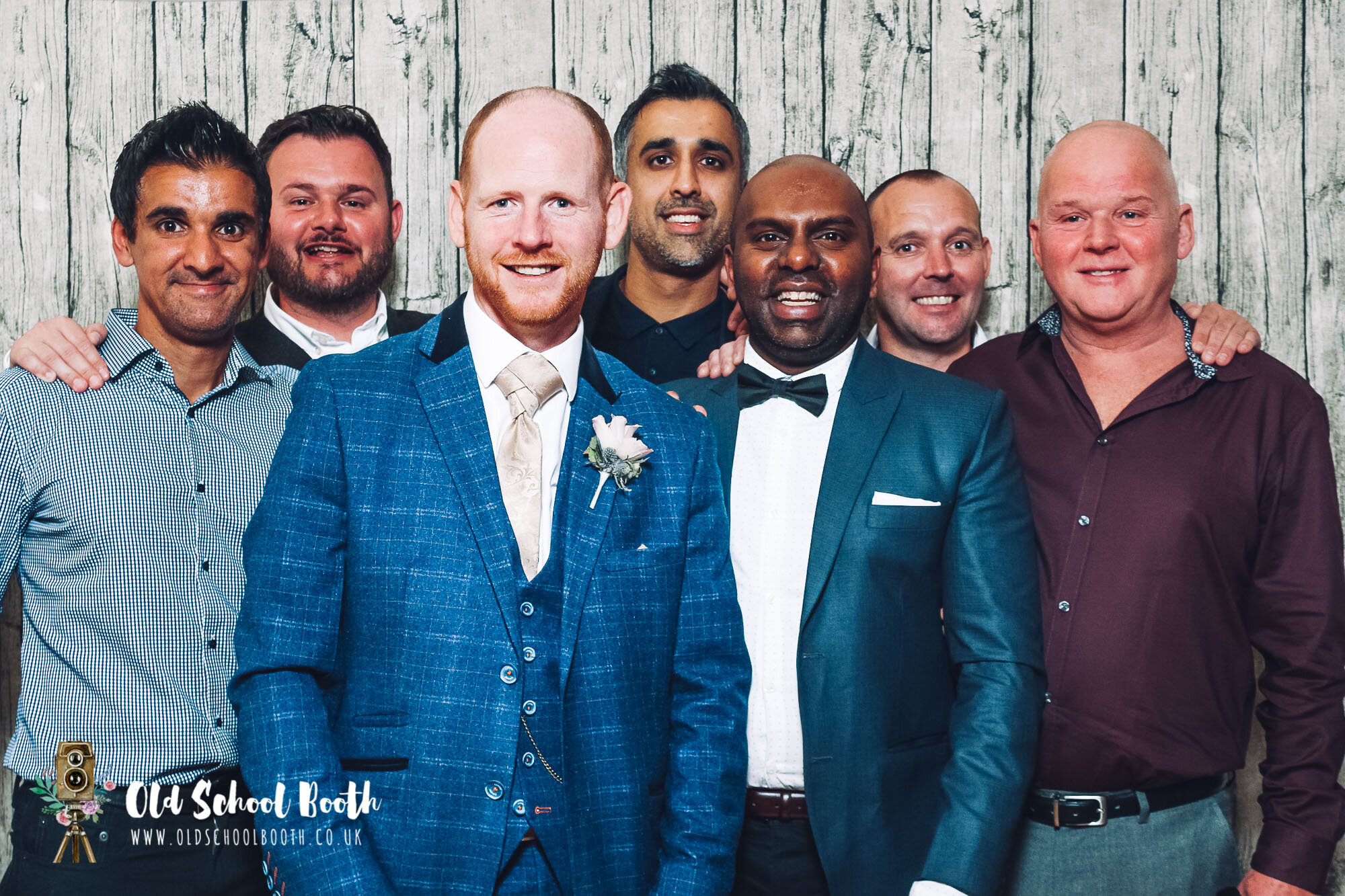 Wedding photo booth hire yorkshire
