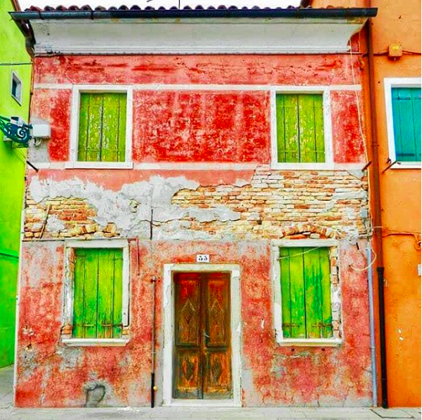 House on Burano
