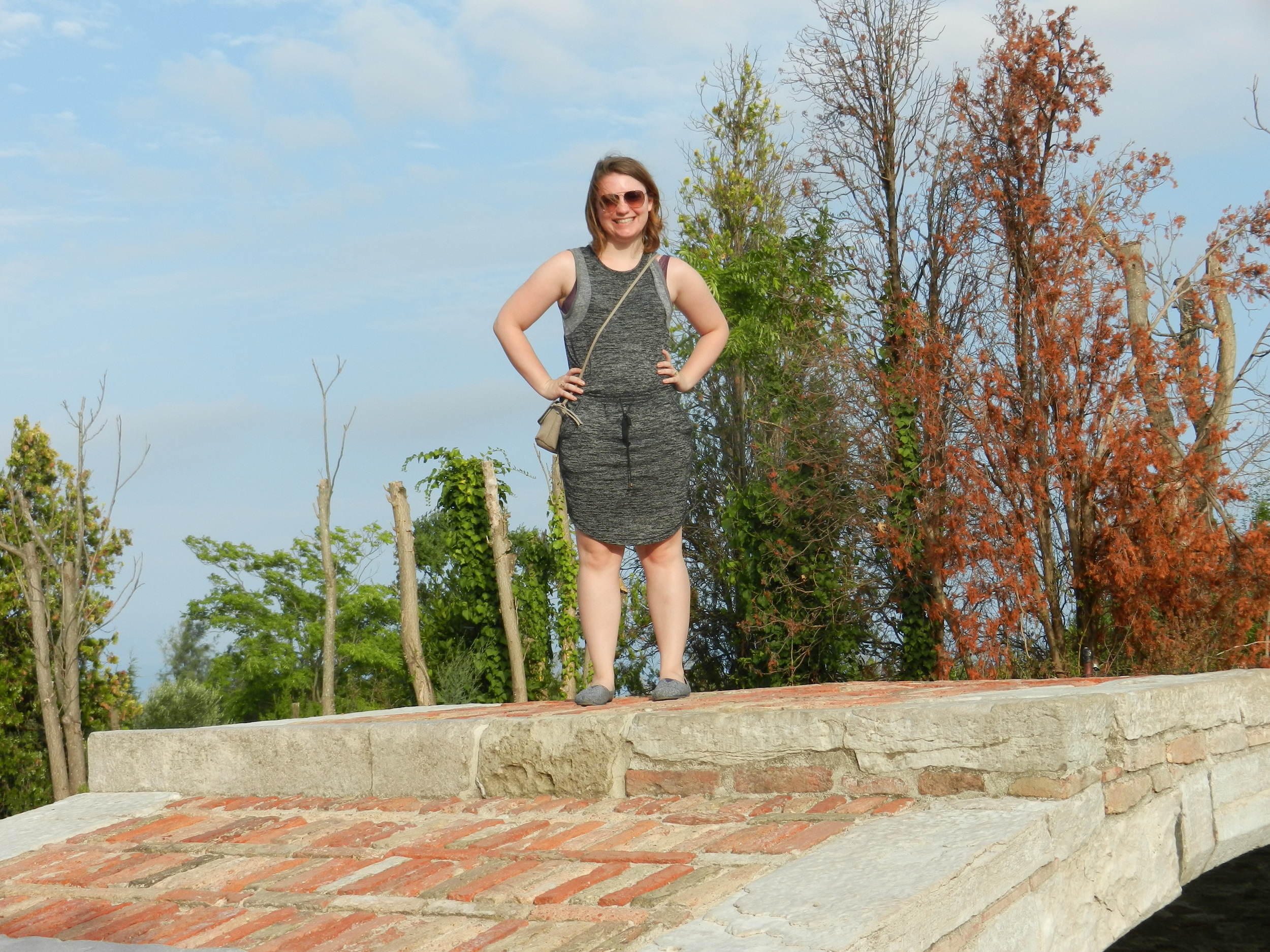 If you must take cheesy tourist photos, may I recommend abandoned Torcello Island?