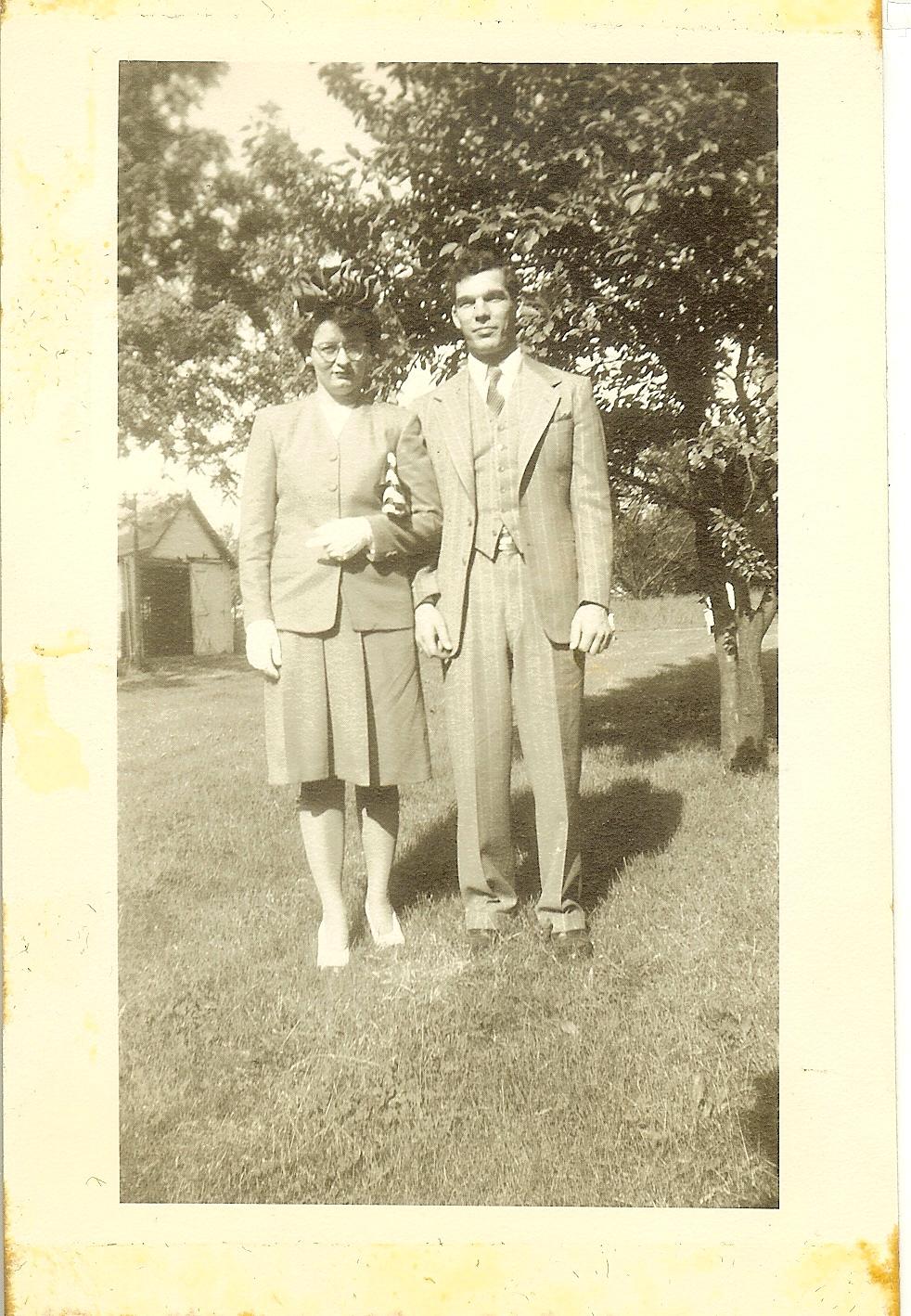 Mary and Thomas Hartman.