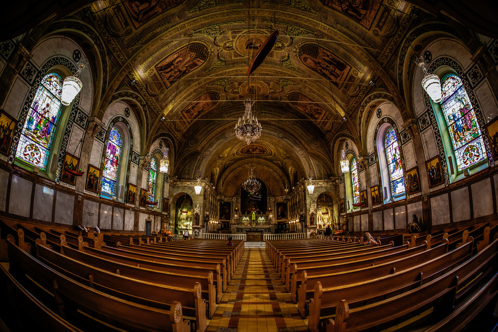 Notre-Dame-de-Bon-Secours, photo from  MTLBLog