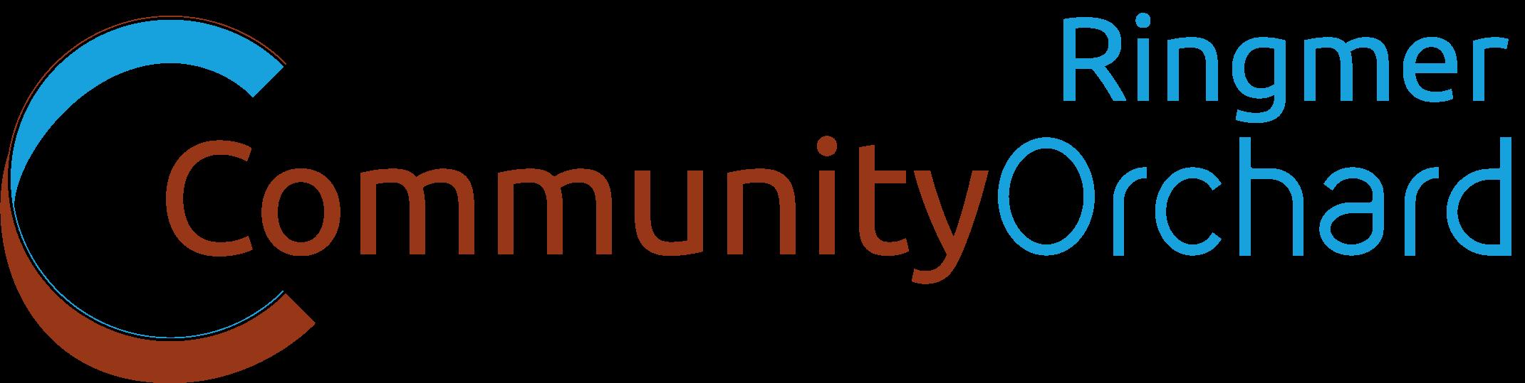 logo for Ringmer Community Orchard