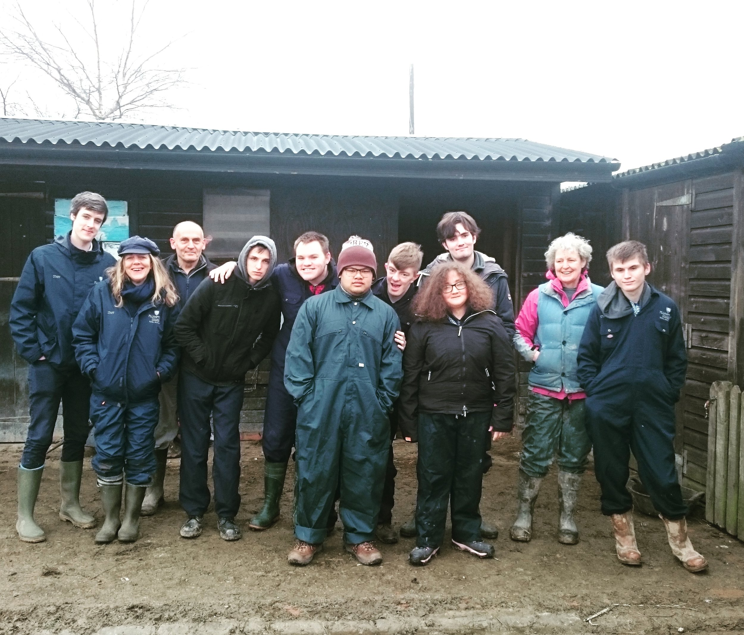 The new Rural Pathways group