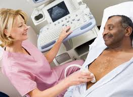 Ultrasound to check for AAA