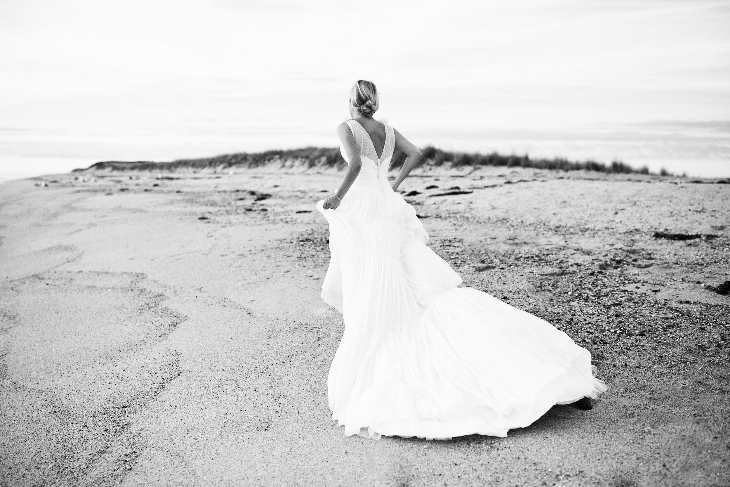 Nantucket Wedding Photographed by Nathan Coe