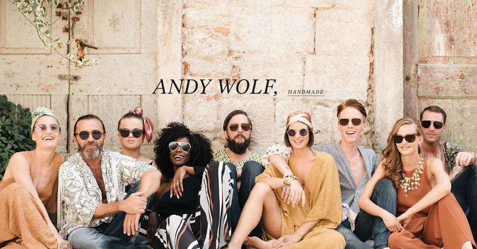 Andy Wolf Pop Up Store
