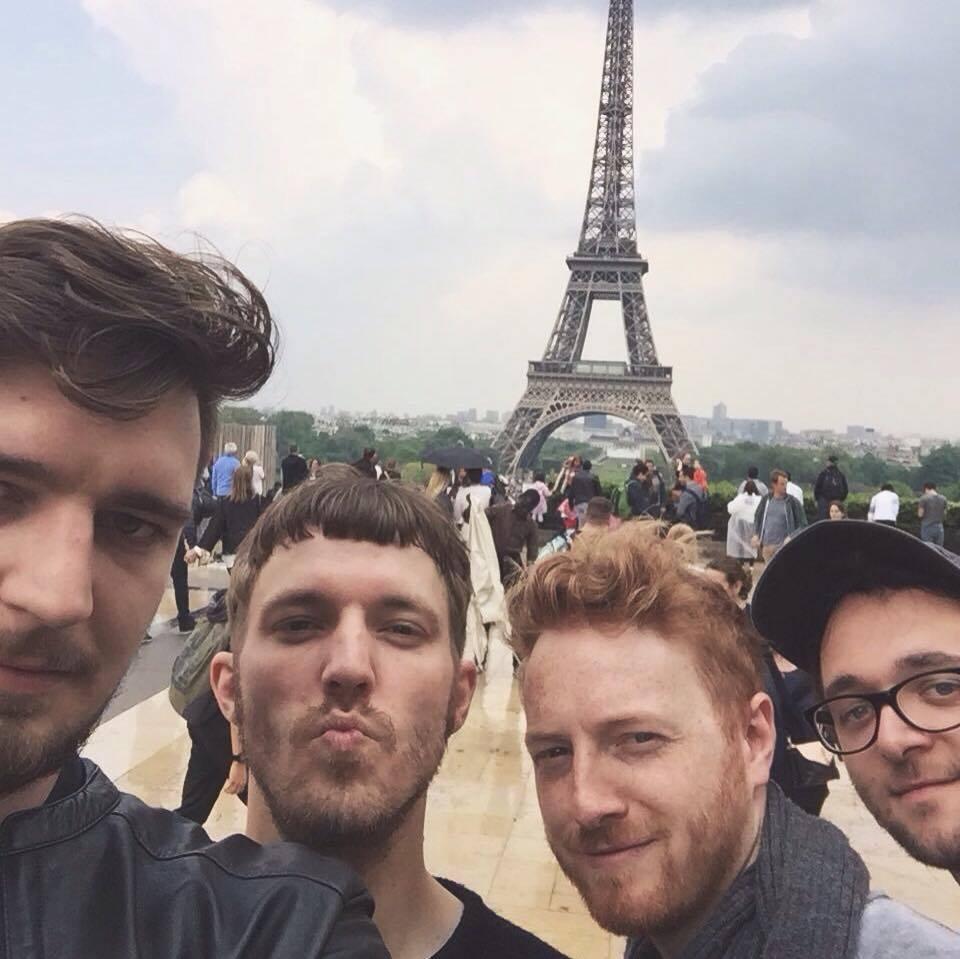 ROBB in Paris ... der Grund warum Robert Tee trinkt. heute zumindest :)