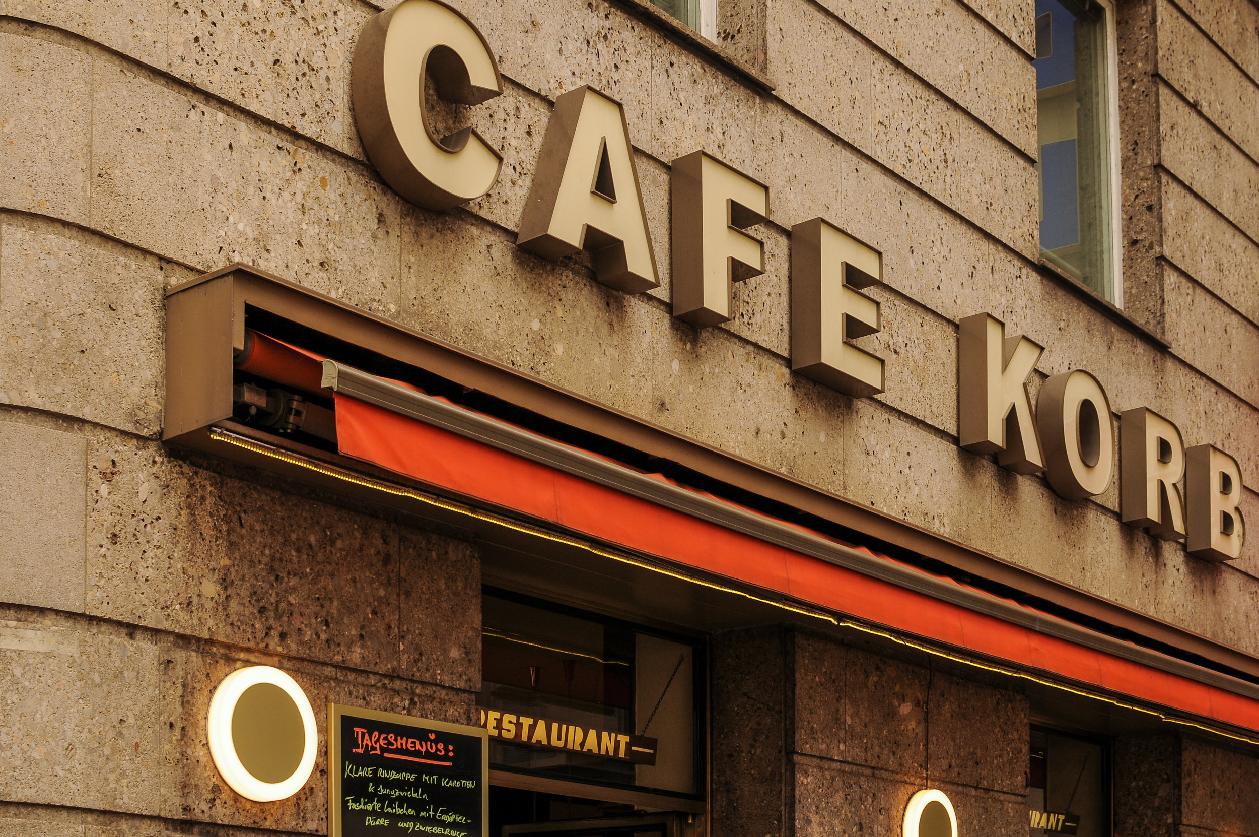 Cafe Korb © We Are Vienna