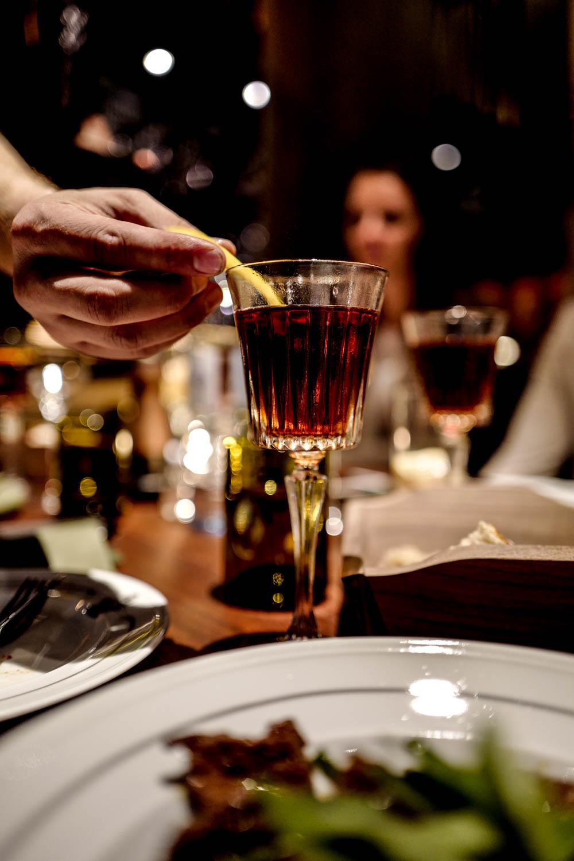Spelunken Cocktail © Cecilia Capri
