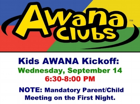 For more details, go to the  Children's Ministries page .
