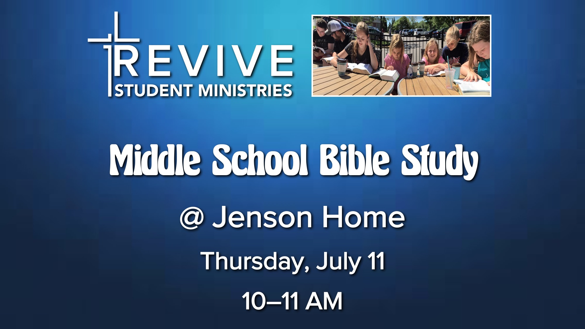 Upcoming Events — Revive Brooklyn Park Church